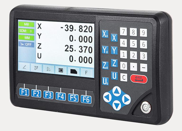 Пристрій цифрової індикації