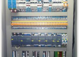 Проектування та монтаж панелей електрошаф